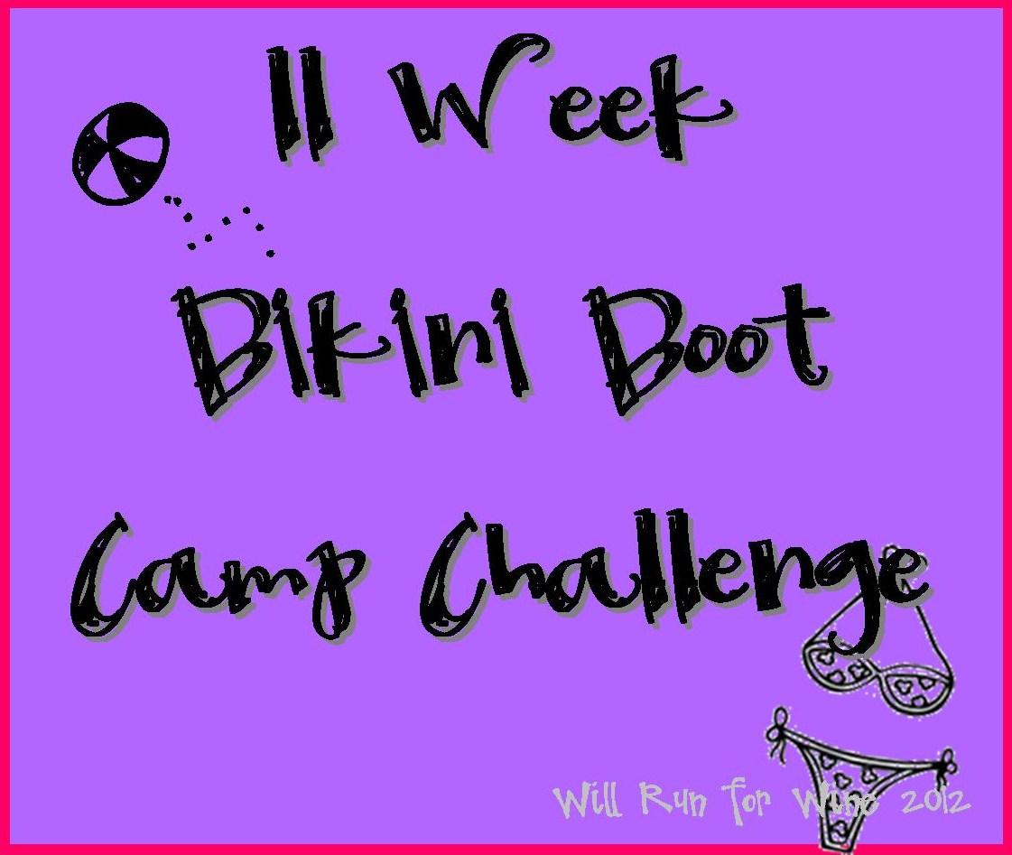 Heidi klum bikini boot camp
