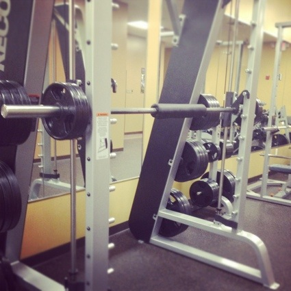 Smith Machine!