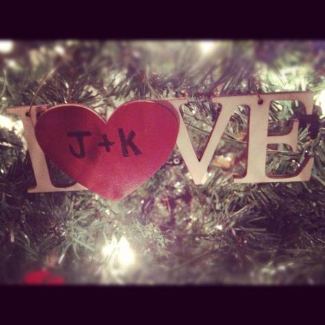 love is the reason for the season