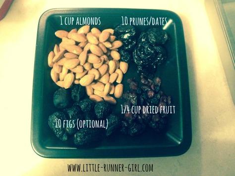 homemade fruit & nut bars 2