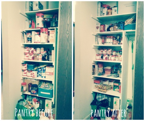 pantry before after again