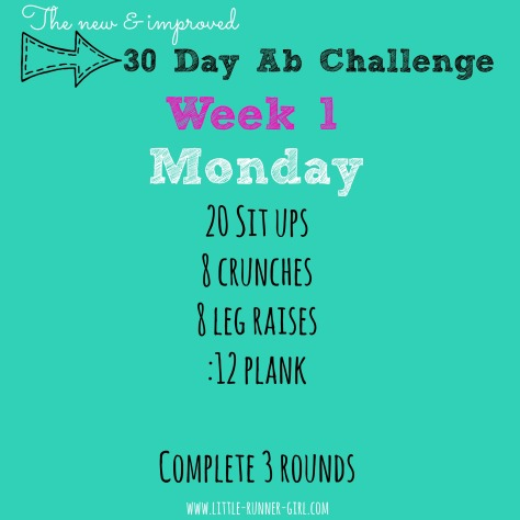 30 Day Abs w1d2