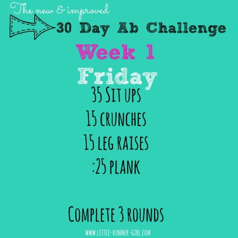 30 Day Abs w1d6