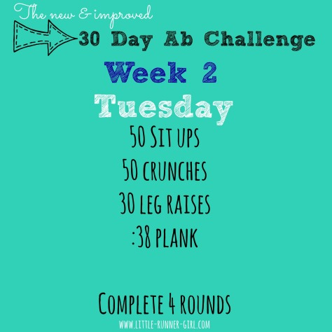 30 Day Abs w2d3