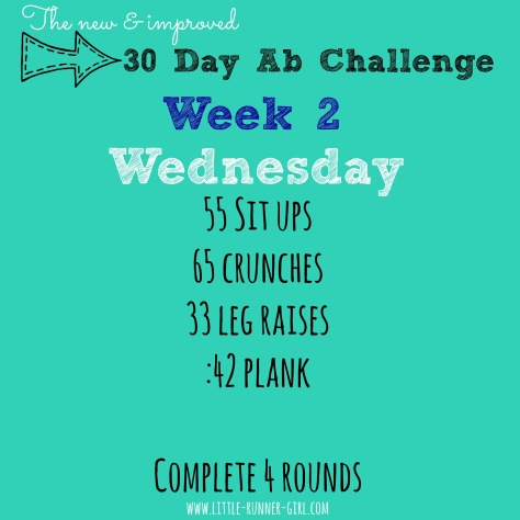30 Day Abs w2d4