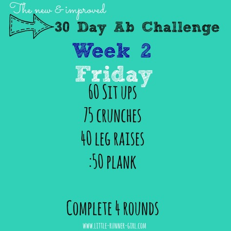 30 Day Abs w2d6
