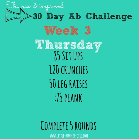 30 Day Abs w3d5