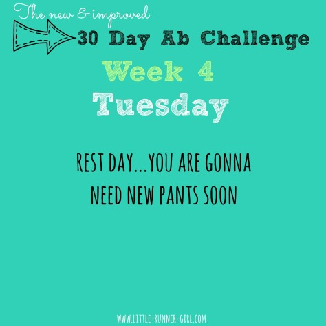 30 Day Abs w4d3