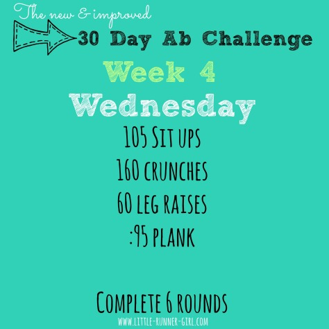 30 Day Abs w4d4