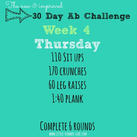 30 Day Abs w4d5