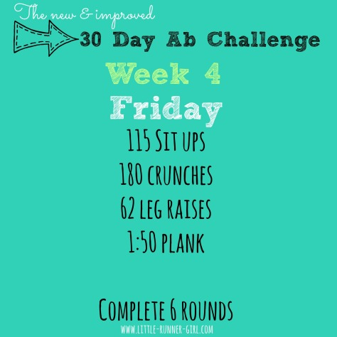 30 Day Abs w4d6