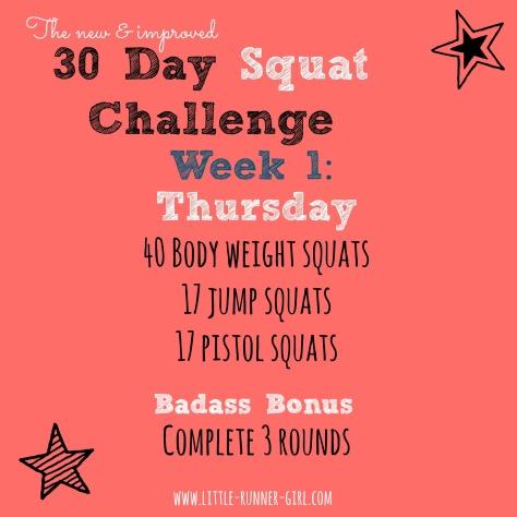 30 Day Squat w1d5
