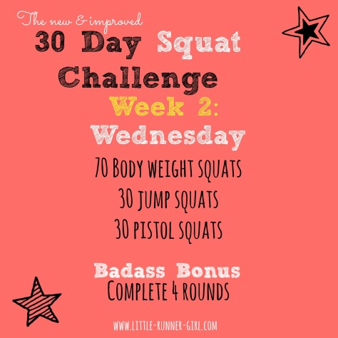 30 Day Squats w2d4