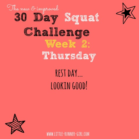30 Day Squats w2d5