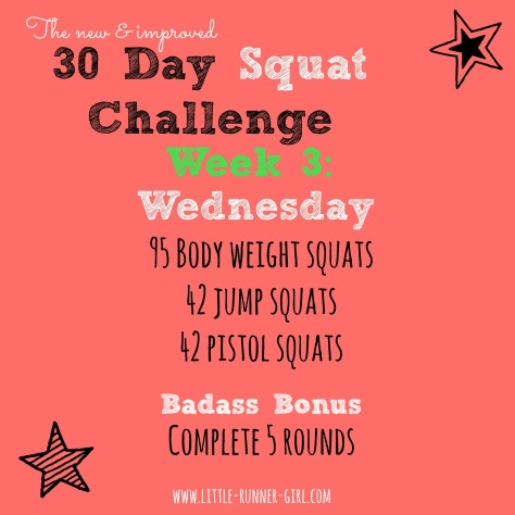 30 Day Squats w3d4