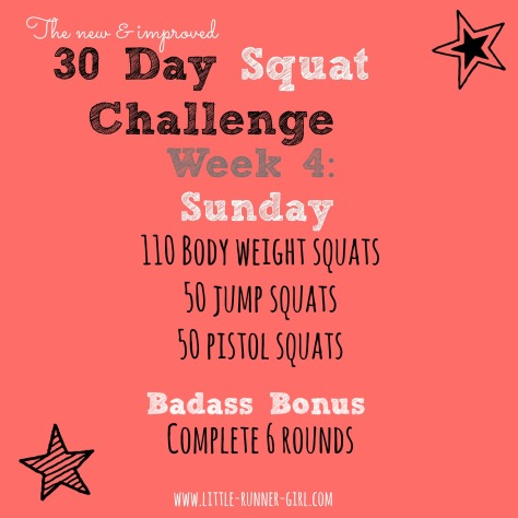30 Day Squats w4d1
