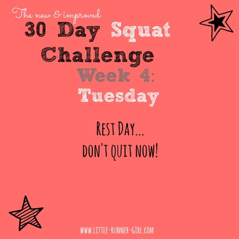 30 Day Squats w4d3