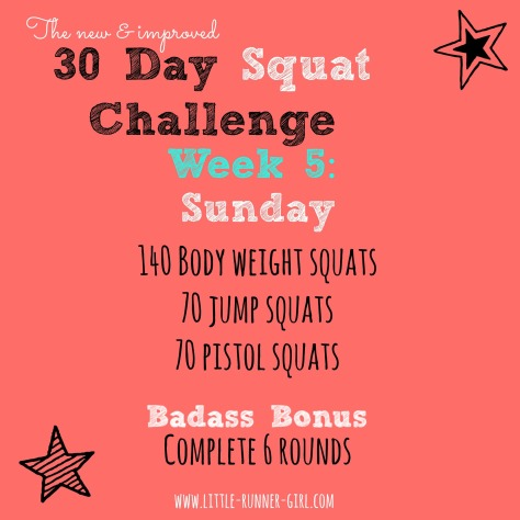 30 Day Squats w5d1