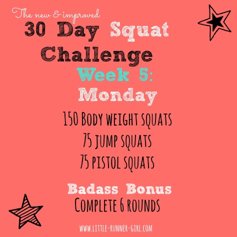 30 Day Squats w5d2