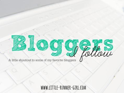fav bloggers