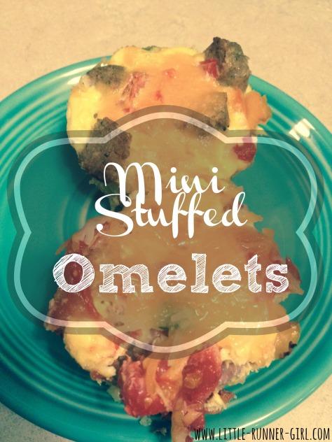 Mini Stuffed Omelets 2