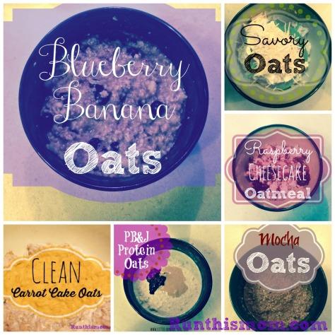 6 ways oats