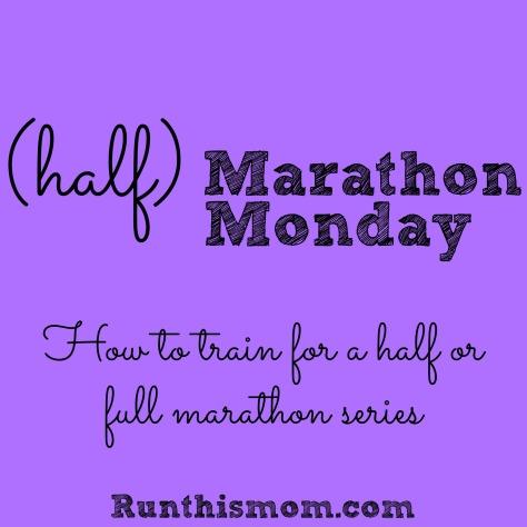 half marathon monday