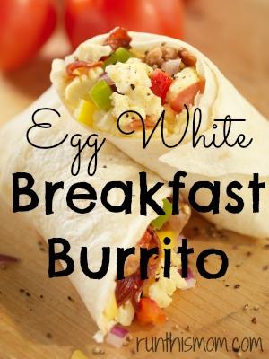 egg white bfast brto