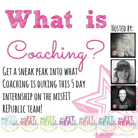 What is coaching2