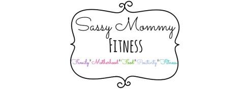 Sassy mommy fitness header